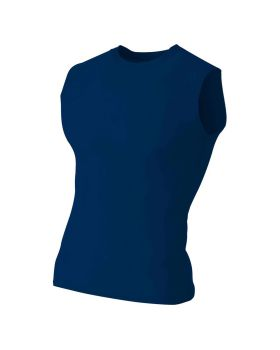 A4 N2306 Men's Compression Muscle Shirt
