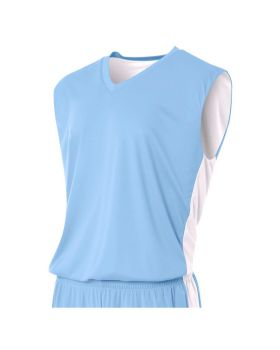 A4 N2320 Adult Reversible Moisture Management Muscle Shirt