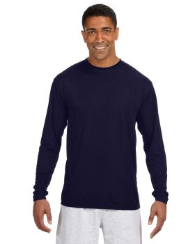A4 N3165 Men's Cooling Performance Long Sleeve T-Shirt