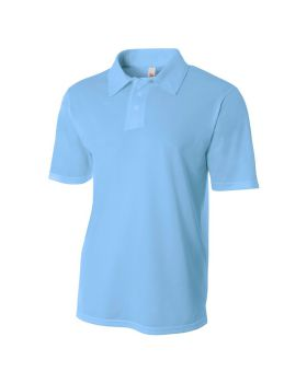 A4 N3262 Men's Textured Polo Shirt