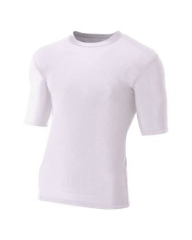 A4 N3283 Men's 7 vs 7 Compression T-Shirt
