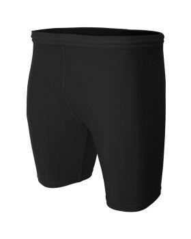 A4 N5259 Men's 8 Inseam Compression Shorts