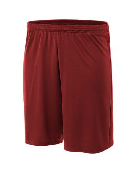 A4 N5281 Adult Cooling Performance Power Mesh Practice Short