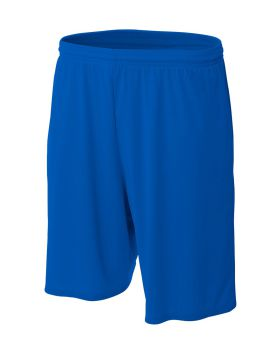 'A4 N5338 Men's Pocketed Performance 9 Inch Inseam Shorts'