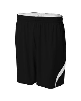 A4 N5364 Adult Performance Doubl/Double Reversible Basketball Short