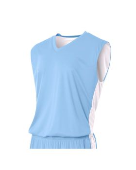 A4 NB2320 Youth Reversible Moisture Management Muscle Shirt