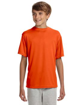 A4 NB3142 Youth Cooling Performance T-Shirt
