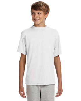 A4 NB3142 Youth Cooling Performance Crew T-Shirt