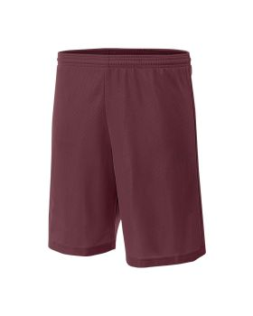 A4 NB5184 Youth Lined Micro Mesh Short