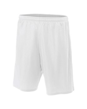 A4 NB5301 Youth Six Inch Inseam Mesh Short