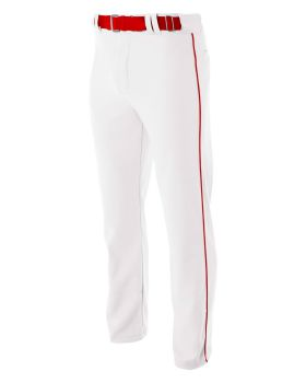A4 NB6162 Youth Pro Style Open Bottom Baggy Cut Baseball Pants