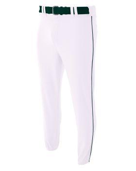 A4 NB6178 Youth Pro Style Elastic Bottom Baseball Pants