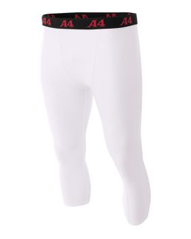 A4 NB6202 Youth Polyester/Spandex Compression Tight