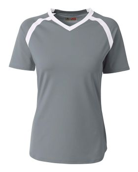 A4 NG3019 Youth Ace Short Sleeve Volleyball Jer