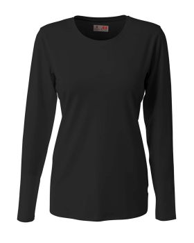 A4 NW3015 Spike Long Sleeve Volleyball Jersey