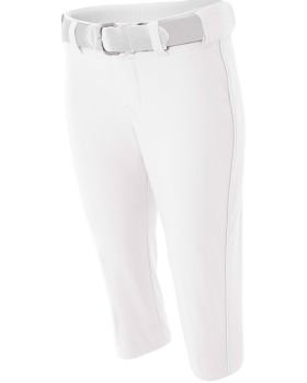 A4 NW6188 Softball Pant With Piping