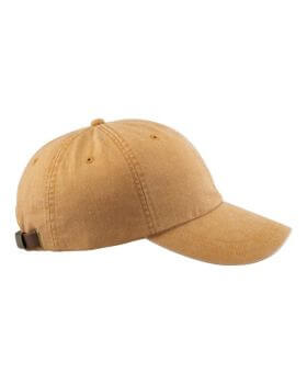 Adams AD969 Optimum Cotton Pigment Dyed-Cap