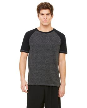 All Sport M1101 Triblend Short Sleeve Crewneck T-Shirt