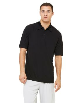 All Sport M1709 Performance 3-Button Mesh Sport Shirt