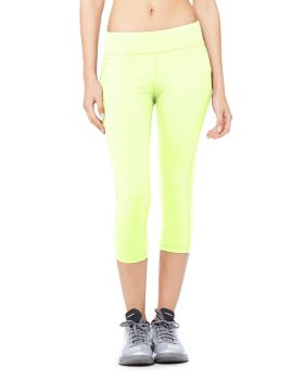 9be5a6d45ee Just My Size Q88908 Women s Stretch Cotton Capri Leggings ...