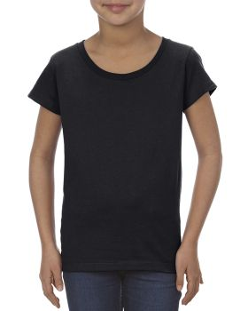 Alstyle AL3362 Girls' Ringspun Cotton T-Shirt