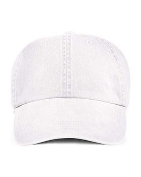 Anvil 145 Adult Solid Low-Profile Pigment-Dyed Cap