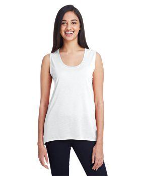 Anvil 37PVL Ladies' Freedom Sleeveless T-Shirt