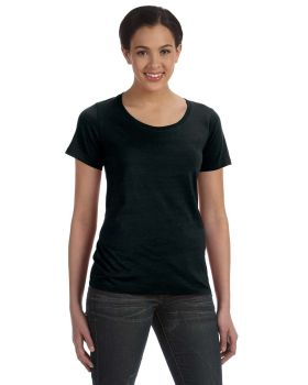 Anvil 391A Ladies' Featherweight Scoop T-Shirt