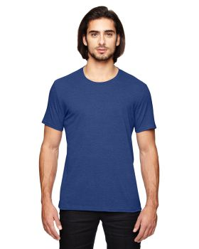 Anvil 6750 Adult Rayon Polyester Cotton Triblend T-Shirt