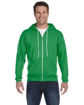 Anvil 71600 Adult Full-Zip Hooded Fleece