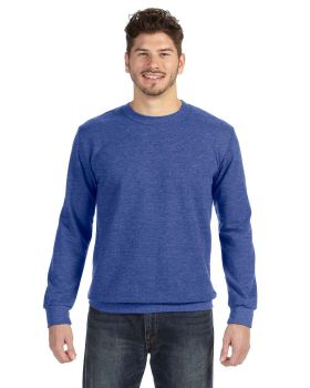 Anvil 72000 Adult Crewneck French Terry