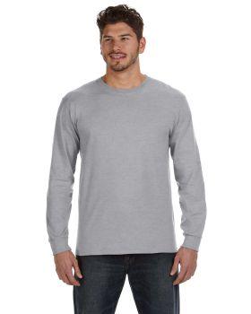 Anvil 784AN Adult Midweight Long-Sleeve T-Shirt