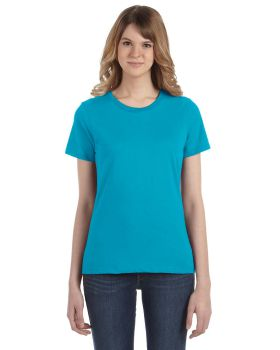 Anvil 880 Ladies Ring Spun Cotton T-Shirt