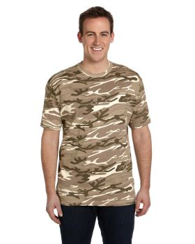 Anvil 939 Camouflage T-Shirt