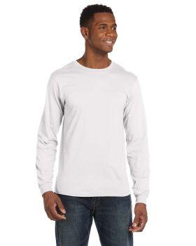 Anvil 949 Adult Lightweight Long Sleeve 4.5 oz T-Shirt