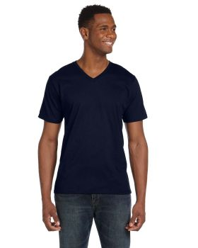 Anvil 982 Ring Spun Cotton V-Neck T-Shirt