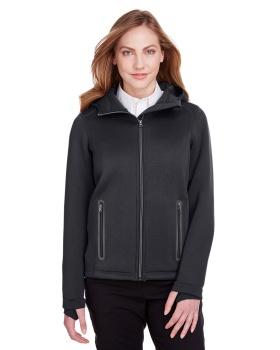 North End NE707W Ladies' Paramount Bonded Knit Jacket
