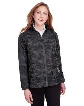North End NE711W Ladies' Rotate Reflective Jacket