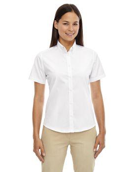 Ash City - Core 365 78194 Ladies' Optimum Short-Sleeve Twill Shirt
