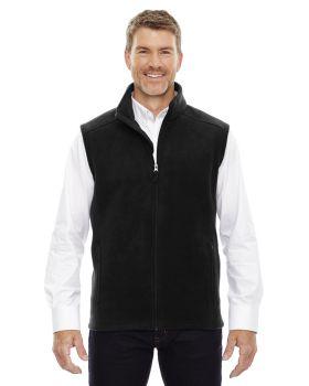 Ash City - Core 365 88191T Men's Tall Journey Fleece Vest