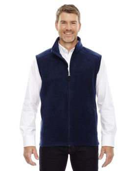 Ash City - Core 365 88191T Men's Tall Journey Fleece Vest