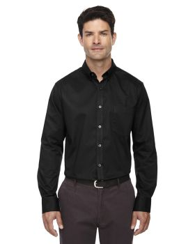 Ash City - Core 365 88193T Men's Tall Operate Long-Sleeve Twill Shirt