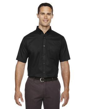 Ash City - Core 365 88194 Men's Optimum Short-Sleeve Twill Shirt