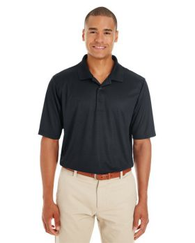 Ash City - Core 365 CE102 Men's Express Microstripe Performance Piqué Polo