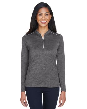 Ash City - Core 365 CE401W Ladies' Kinetic Performance Quarter-Zip