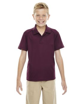 Ash City - Extreme 65108 Youth Eperformance Shield Snag Protection Short-Sleeve Polo