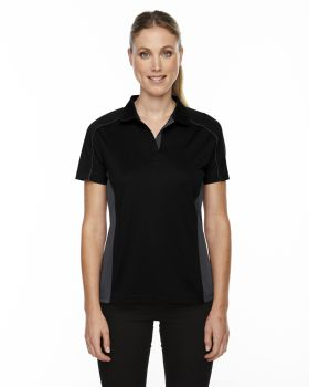 Ash City - Extreme 75113 Ladies' Eperformance Fuse Snag Protection Plus Colorblock Polo