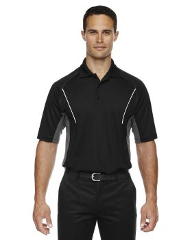 Ash City - Extreme 85110 Men's Eperformance Parallel Snag Protection Polo with Piping