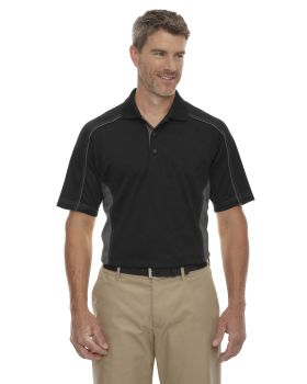 Ash City - Extreme 85113T Men's Tall Eperformance Fuse Snag Protection Plus Colorblock Polo