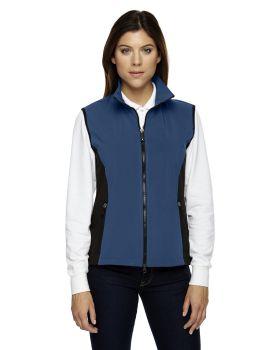 Ash City - North End 78050 Ladies' Three-Layer Light Bonded Performance Soft Shell Vest